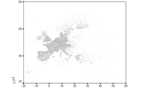 Design and Application of a Travel Survey for European Long-Distance Trips Based on an International Network of Expertise (DATELINE)