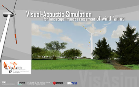 Grêt‐Regamey: VisAsim – Visual‐Acoustic Simulation for landscape impact assessment of wind farms