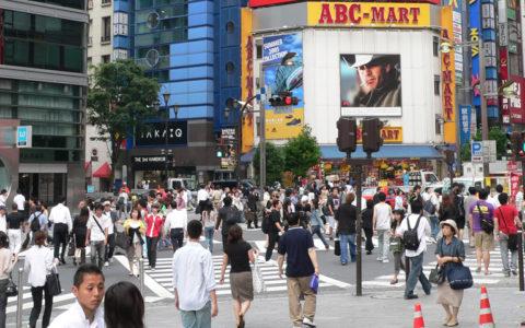 Vogt: Tokyo. La rue comme espace vécu