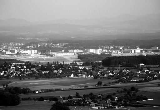 NL06: Airports and Cities: Forschungsplattform an der Professur Christiaanse