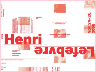 NL04: Urban Research and Architecture: Beyond Henri Lefebvre