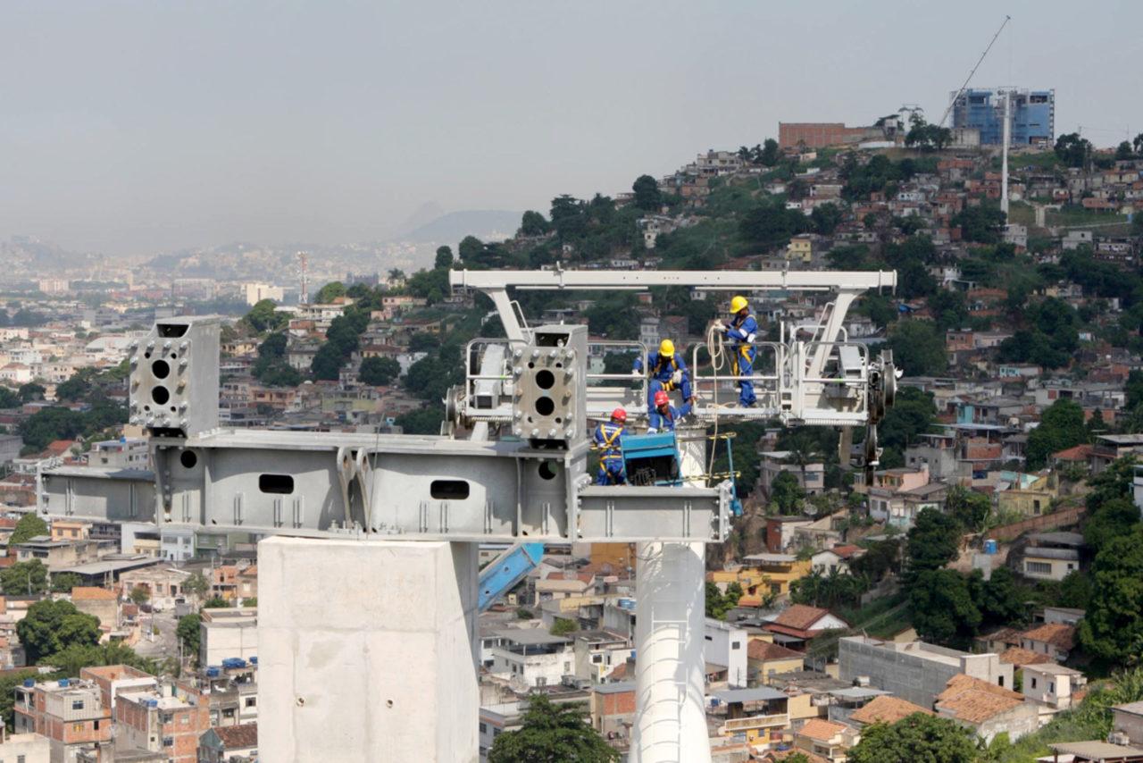 NL11: Infrastruktur als sozialer Entwicklungsmotor «Eau et gaz à tous les étages»