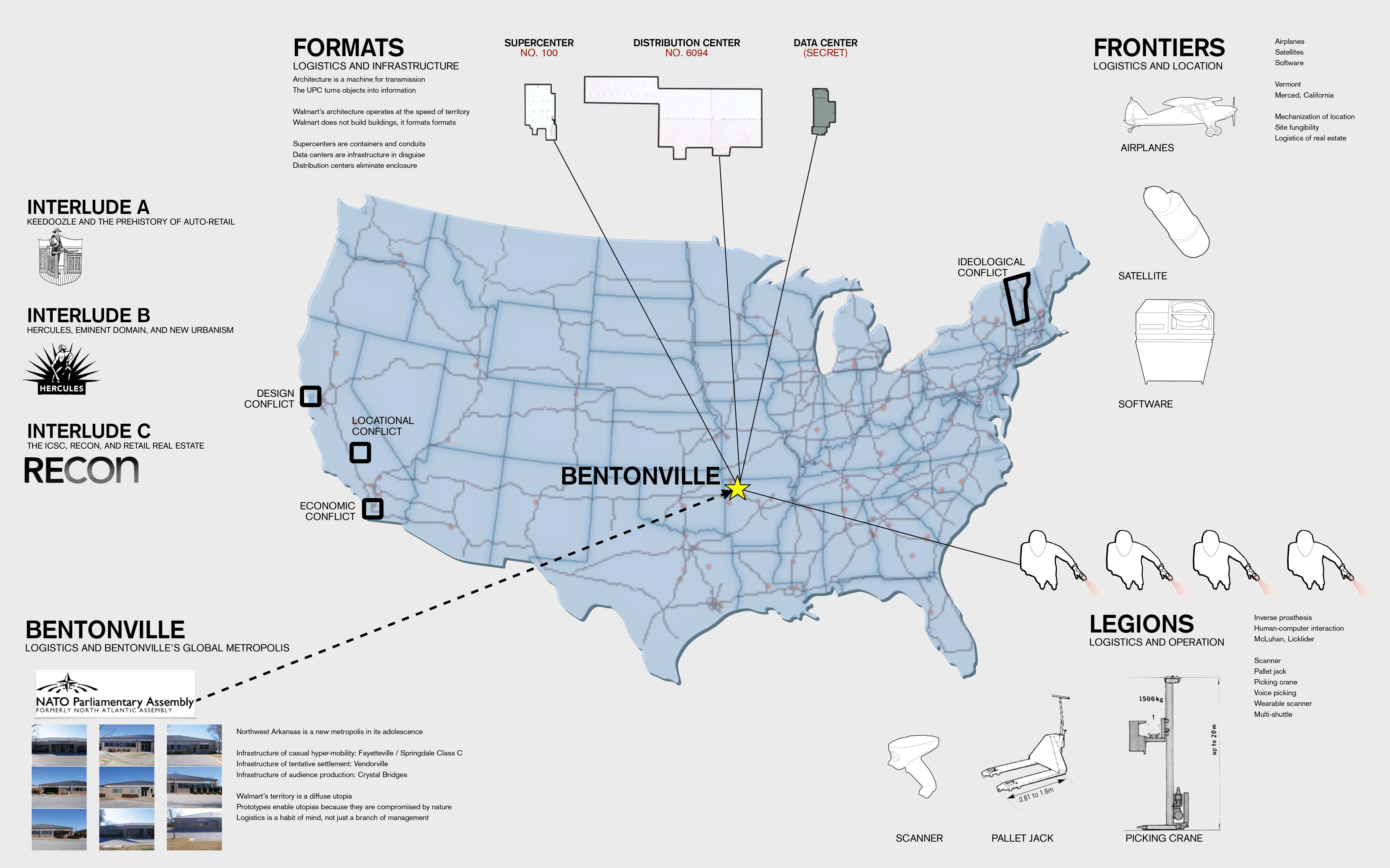 NL11: Infrastructure, Logistics, and Walmart
