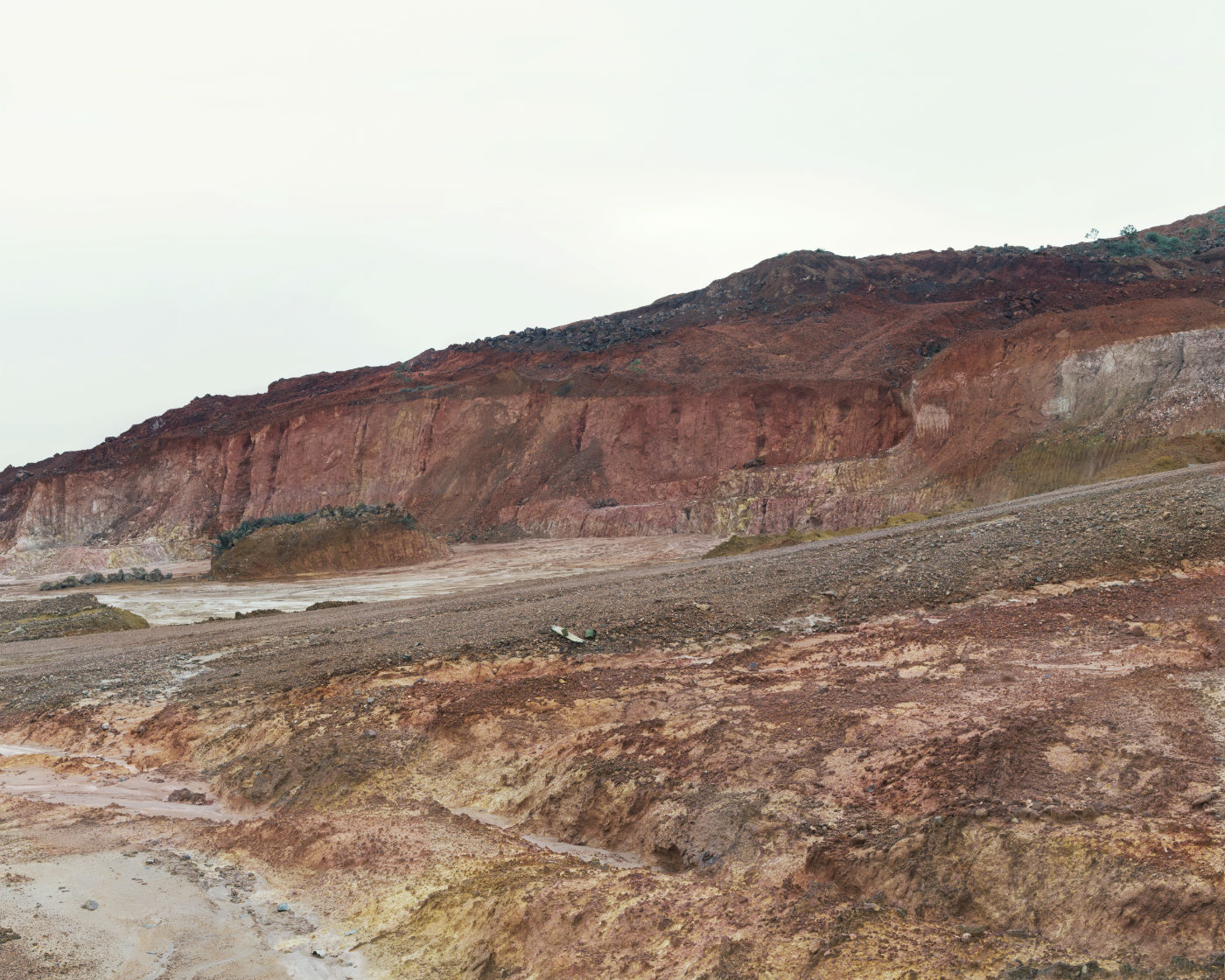 Mining sand for construction on Batam island bordering Singapore. (Photograph: Bas Princen, 2012)