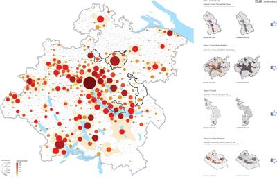 NL22: SZENARIOMAT für Wachstum, Raumbedarf und Raumangebot in urbanen Regionen