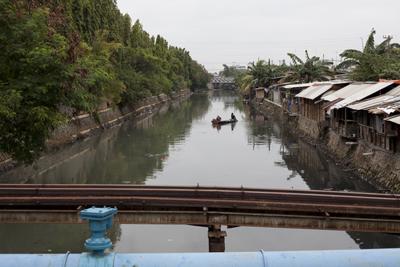 NL13: Landschaftsökologie – Ciliwung River und das Gestaltungspotential urbaner Peripherien