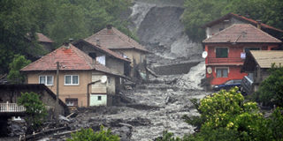 NL22: Post-disaster planning task force established in Bosnia and Herzegovina