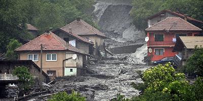 NL22: Post-disaster planning task force established in Bosnia and Herzegovina