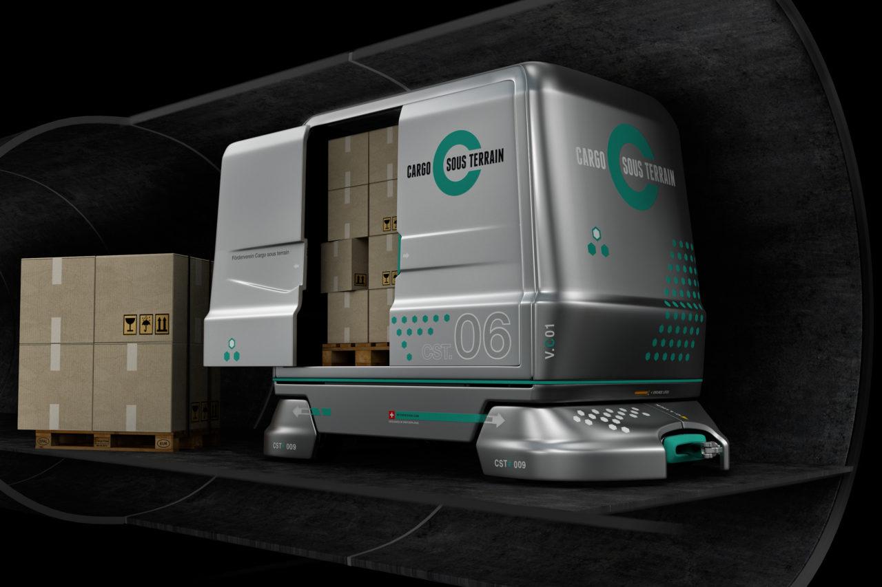 NL29: Güterversorgung aus dem Untergrund