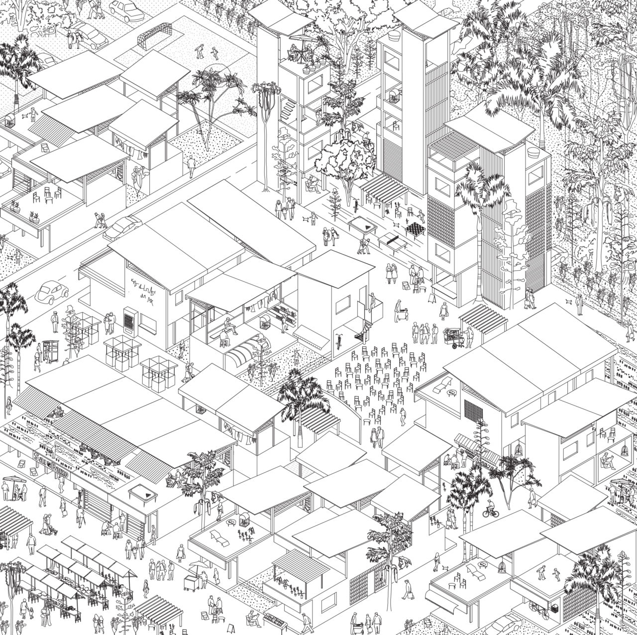 NL21: Innovating Mass Housing in Brazil