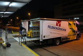 NL28: Effiziente und umweltfreundliche Güterversorgung von Städten