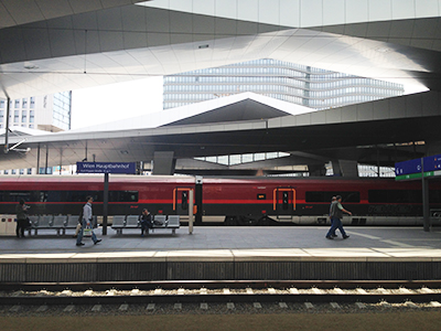 NL32: Infrastructural Improvements Along the Hamburg–Athens Corridor: A Tool Towards Territorial Cohesion