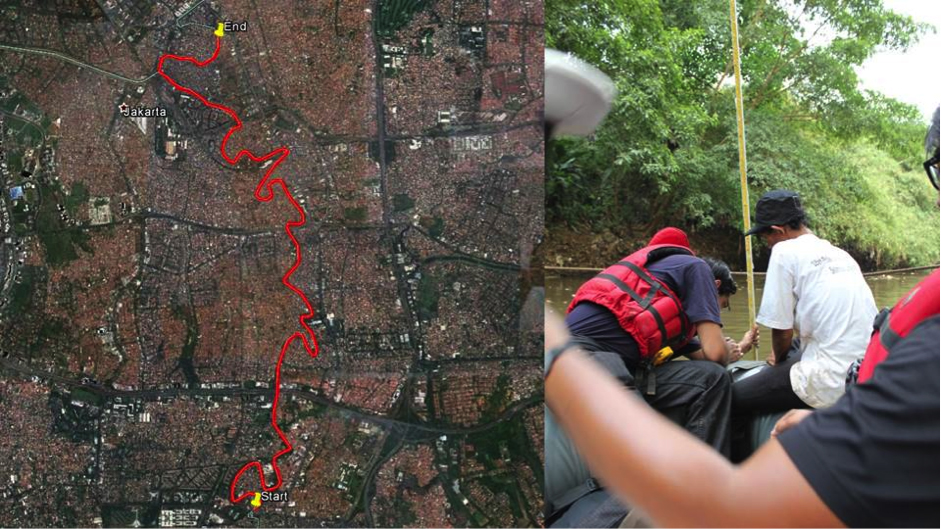NL25: When the Dog is Dead, Throw it in the River – Mapping and the Challenges of the Ciliwung