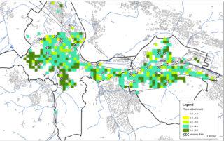 NL26: Orte im Wandel: Urbane Lebensqualität analysieren und in die Stadtentwicklung integrieren