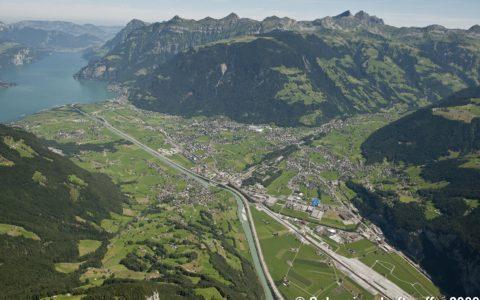 Photo: Force aérienne suisse, 2009