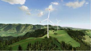 NL24: Visuell-akustische Simulationen zur umfassenderen Standortevaluation von Windparks