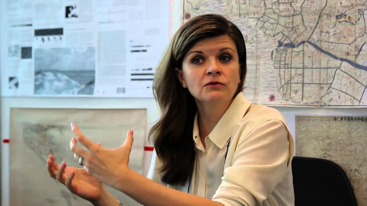 NL33: «Prof. Milica Topalovic: What is Territorial Planning?»