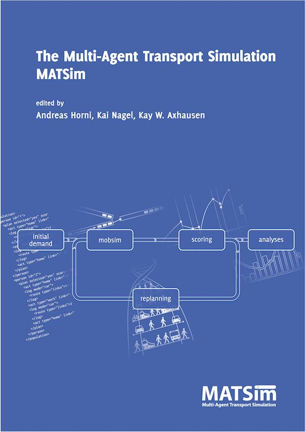 MATSim Book Cover