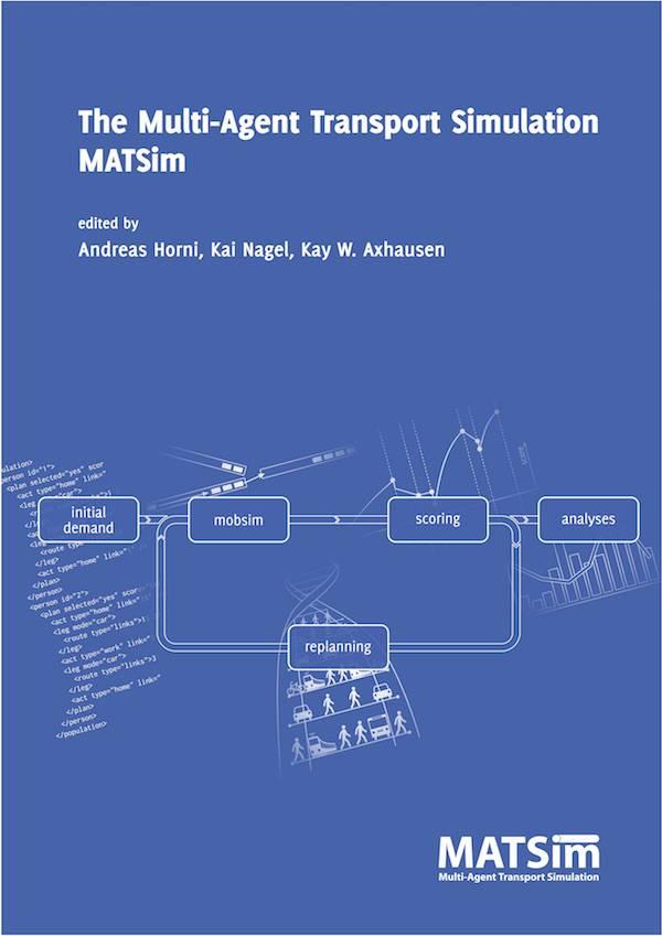 MATSim Book Cover