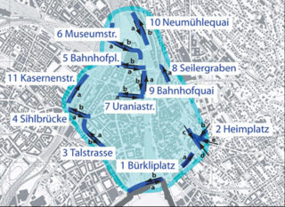 NL14: Traffic Management in the Inner City of Zurich