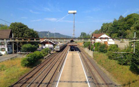 Scholl: Kapazitäten der Bahninfrastruktur und mögliche Dichteschwellen für die zukünftige Siedlungsentwicklung im Schweizer Mittelland