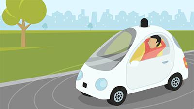 NL34: Autonome Fahrzeuge auf der Überholspur?