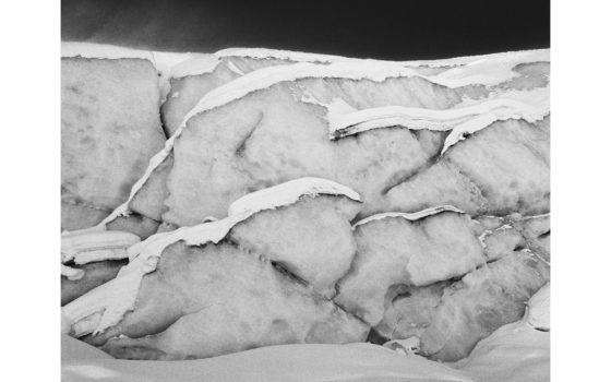 Morteratsch Gletscher: Michael Beerli und Dennis Häusler, Winter 2015