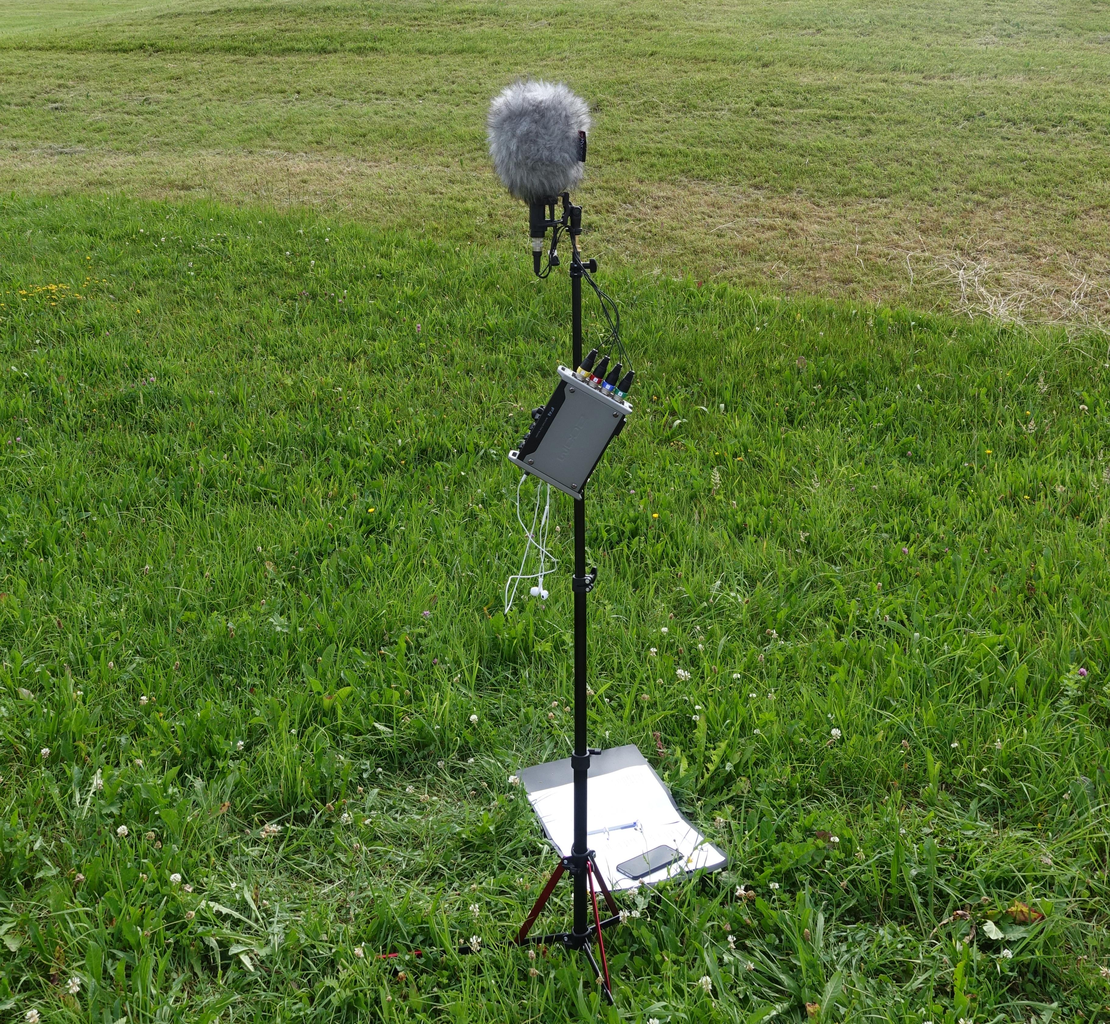 Ambisonisches Mikrophon