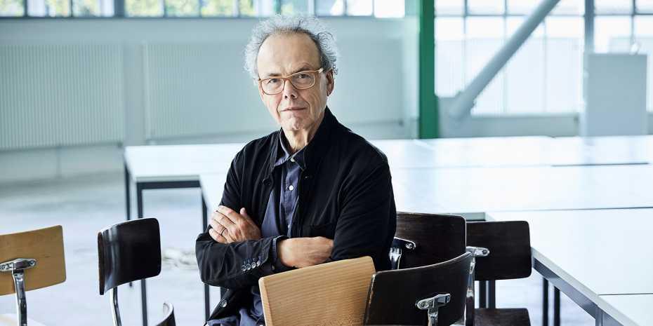 Kennt keinen Ruhestand: Architekt Kees Christiaanse. (Bild: Markus Bertschi)