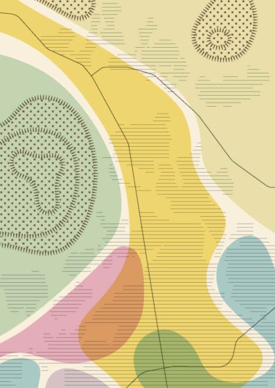 Monika Streule: Ethnografie urbaner Territorien. Flyer Sphères