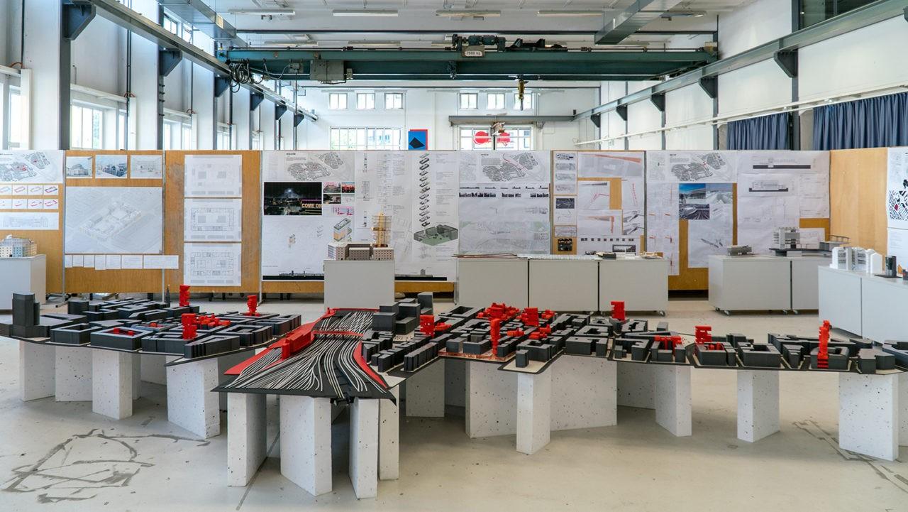 Langstrasse with Love: Rogue Urbanism Design Studio, Spring 2018. © ETH Zurich, Urban-Think Tank