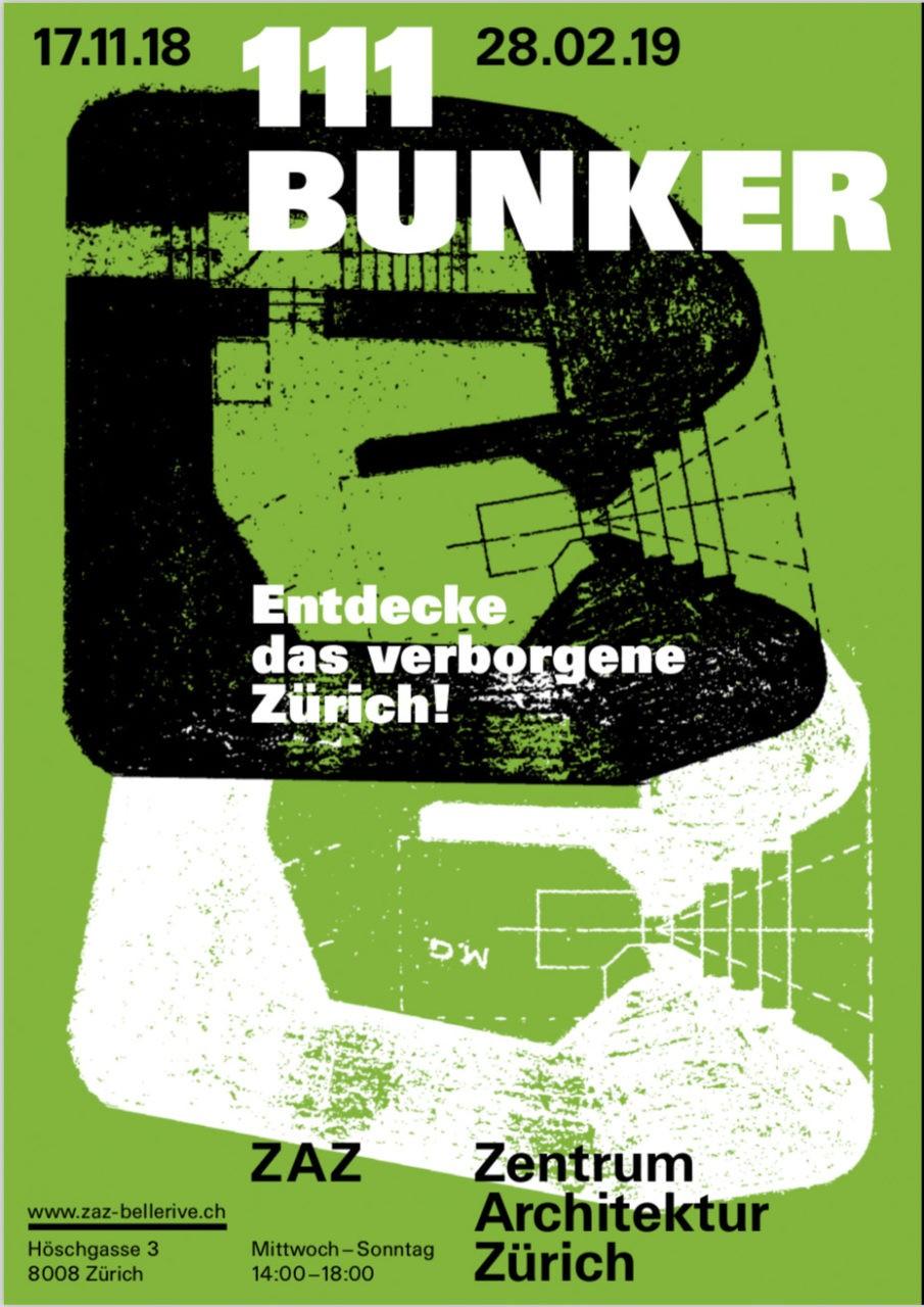 111 BUNKER Entdecke das verborgene Zürich