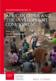 Sascha Delz: Towards an Integrative Approach to Spatial Transformation. In: African Cities.