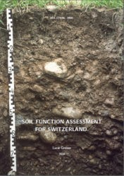 Lucie Greiner: Soil function assessment for Switzerland