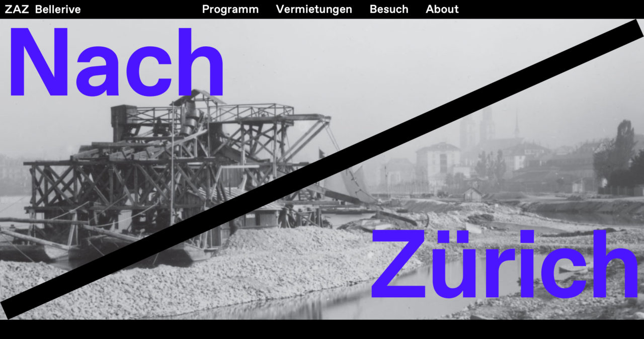 Ausstellung Nach Zürich