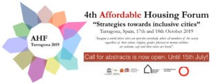 4th Affordable Housing Symposium Spain