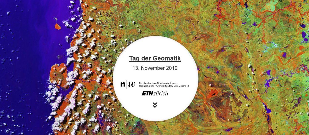5. Tag der Geomatik 2019