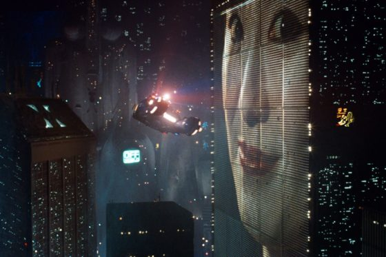 Film still from Blade Runner (1982) Los Angeles. © and Source: https://www.vox.com/culture/2017/10/2/16375126/blade-runner-future-city-ridley-scott