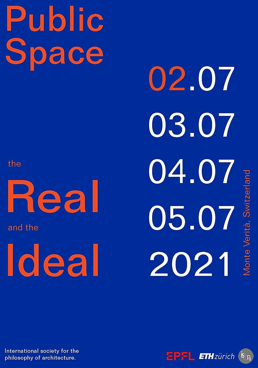 Poster The Real and the Ideal