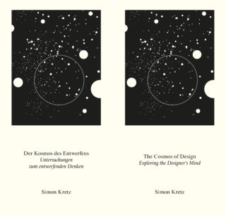 Cover: Der Kosmos des Entwerfens. The Cosmos of Design.