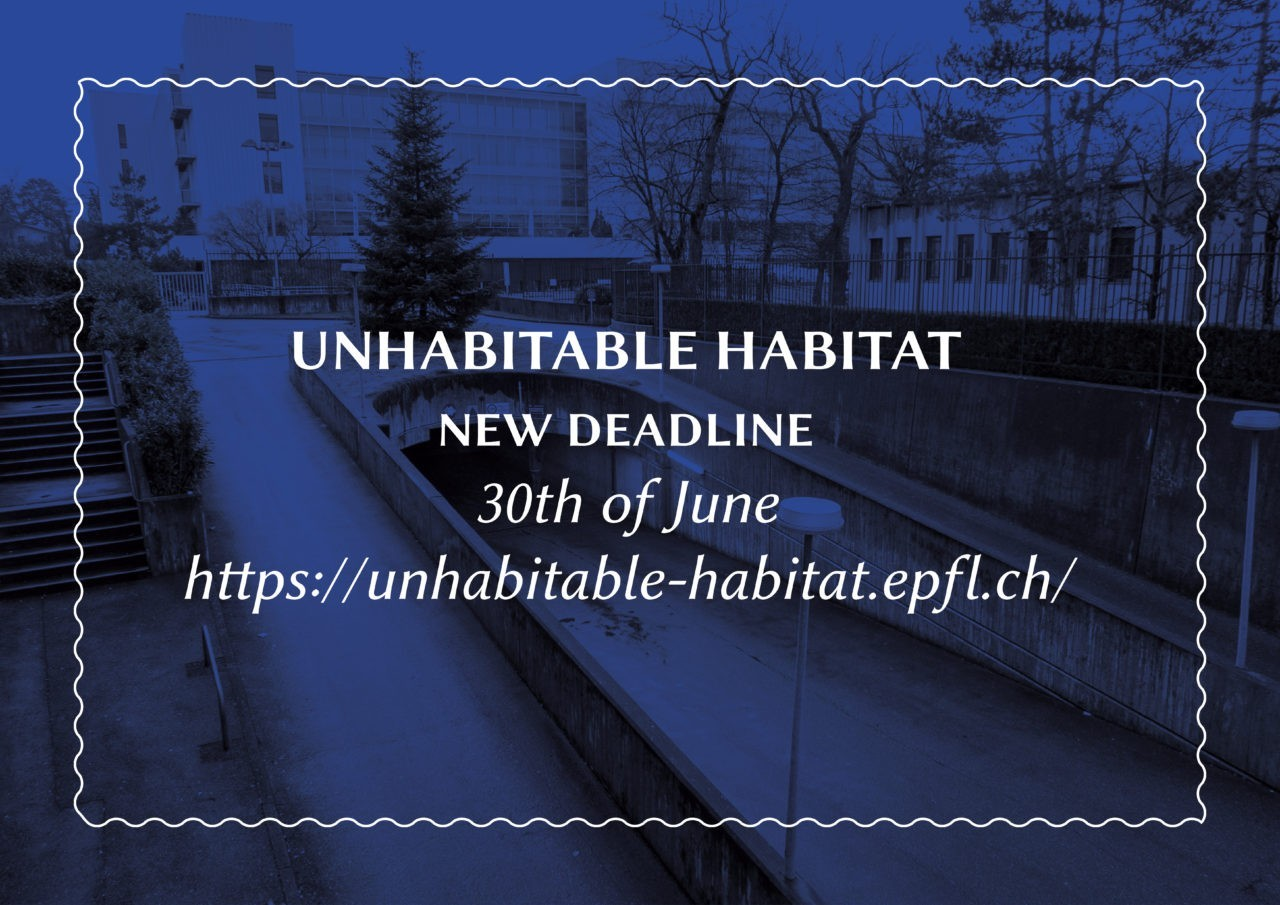 Uninhabitable Habitat