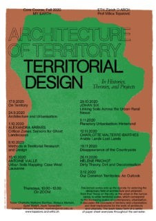 Territorial Design Poster