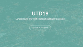 UTD19 Largest multi-city traffic dataset publically available