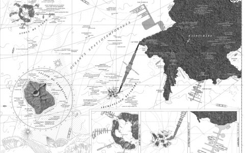 Atoll de video, Archipelago Reinhardt, Waldschäre & Island of temptation, © Ella Esslinger