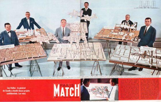 Paris dans 20 ans, Paris Match n°951 & 952, 1967 © Paris Match
