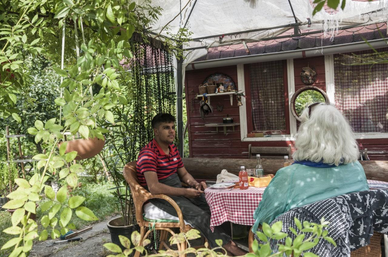 Generationen im Dialog © Eveline Althaus, ETH Wohnforum – ETH CASE