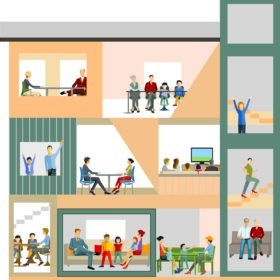 Generationenwohnen in langfristiger Perspektive – von der Intention zur gelebten Umsetzung