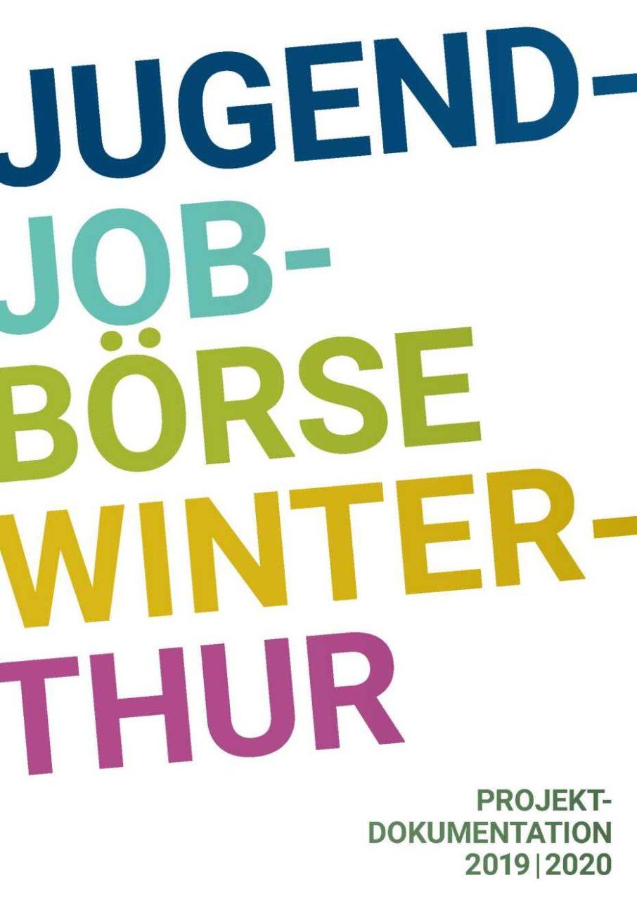 Projektdokumentation Jugendjobbörse Winterthur
