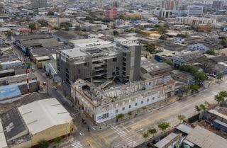 Context in the industrial area of Barrio Abajo © Alejandro Arango