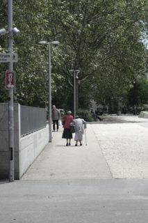 «Geographies of Age – Altersfreundliche Lebensräume in der Stadt» Foto: Liv Christensen